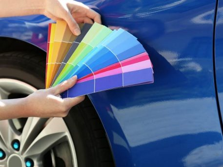 biaya ganti warna mobil